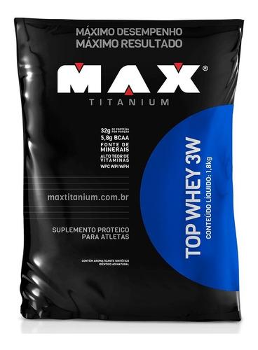 whey protein whey max