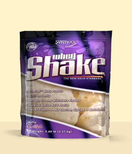 whey shake syntrax ® 5 libras