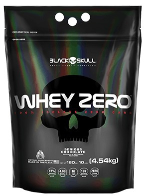 whey zero 10lbs chocolate