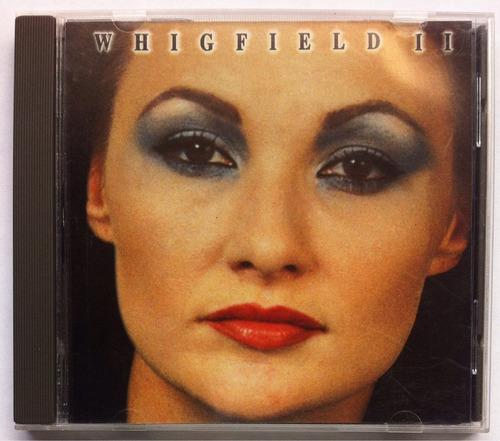 whigfield i i. cd original, excelente estado