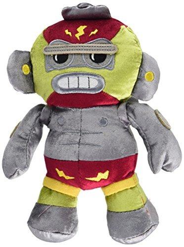 whimwham monkey robot lucha libre 8 pulgadas de felpa