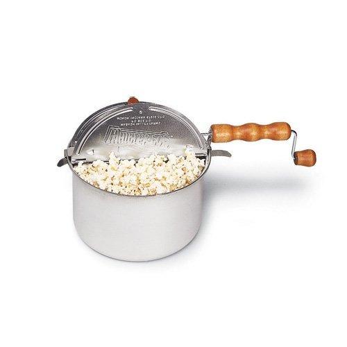 whirley-pop quemadores hacer palomitas de maíz
