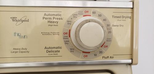 whirlpool electrica lavadora secadora