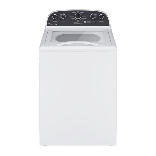 whirlpool lavadora automática carga superior con agitador 19