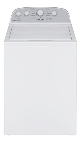 whirlpool lavadora carga superior con agitador 17 kg 110 v