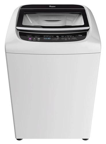 whirlpool lavadora intelligent con turbo power- 13 kg 110v
