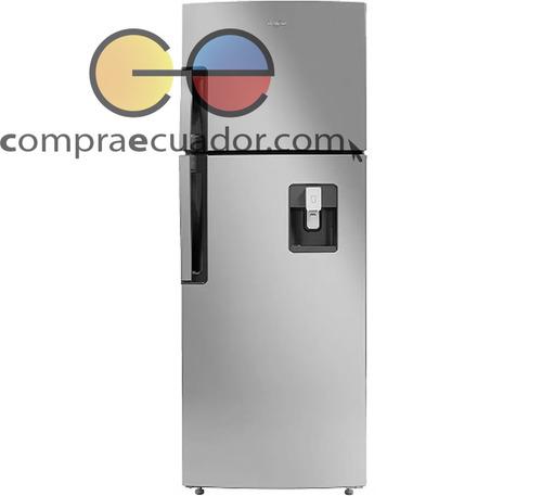 whirlpool refrigeradora 305lts 3d air flow no frost dispensa