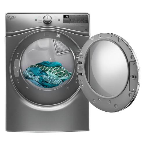 whirlpool secadora carga