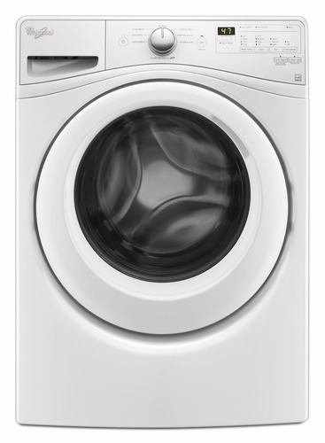 whirlpool wfw75  lavadora 40  libras  frontal americana