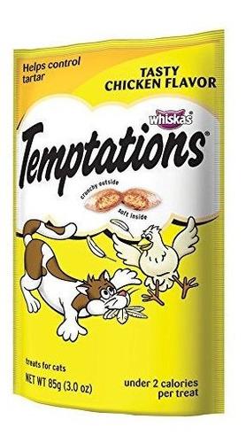 whiskas tentaciones golosinas para gatos