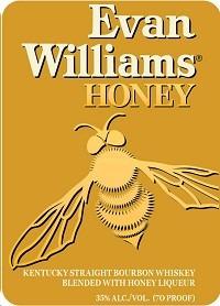 whiskey evan williams honey bourbon whisky oferta