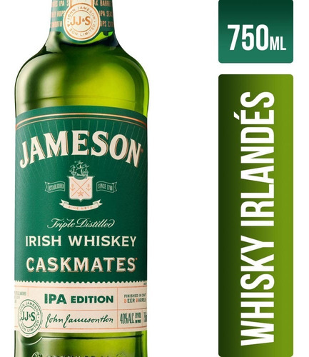 whiskey jameson ipa finished in craft beer barrels 750ml