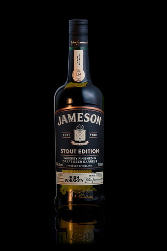 whiskey jameson stout finished in craft beer barrels 750ml