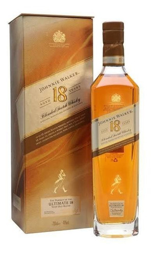 whisky 18 anos