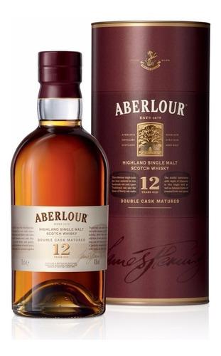 whisky aberlour 12 años