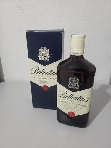 whisky ballantines 8 anos original