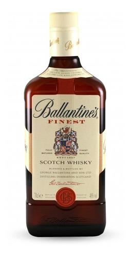 whisky ballantines finest 700 ml.