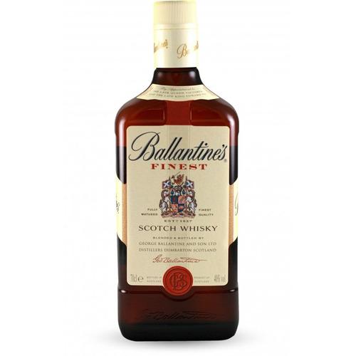 whisky ballantines finest 750 ml.*