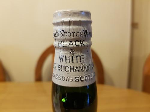 whisky black & white 1949