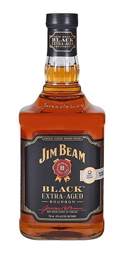 whisky bourbon jim beam black extra aged envio gratis
