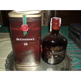 Whisky Buchanan 18 Años En Caja.  # 122