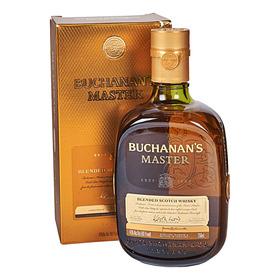 Whisky Buchanan´s 12 Años Master - mL a $12