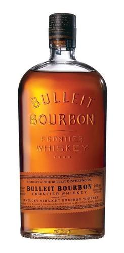 whisky bulleit bourbon 700ml - berlin bebidas
