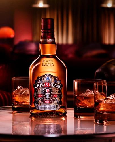 whisky chivas regal 12 de litro oferta 2 botellas escoces