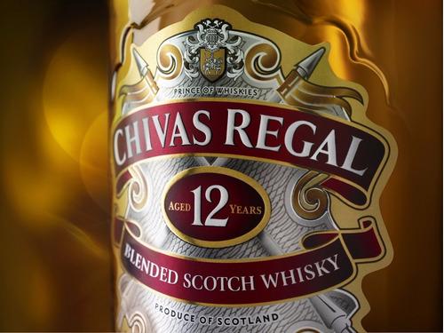 whisky chivas regal 12 en lata 2 botellas envio gratis caba