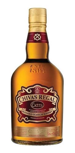 whisky chivas regal extra 750cc