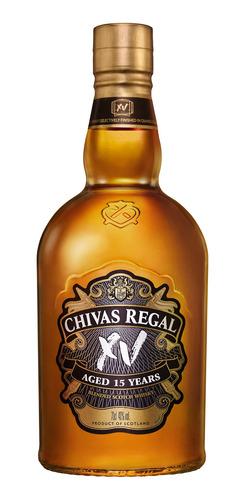 whisky chivas regal xv años  700 ml*