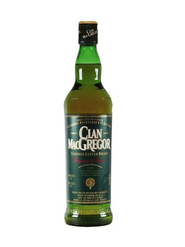 whisky clan macgregor 0,70l botella lf