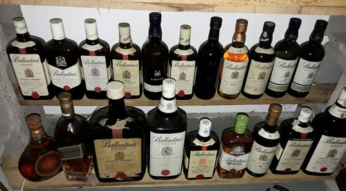 whisky coleccion