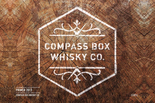 whisky compass box spice tree artist con estuche escoces