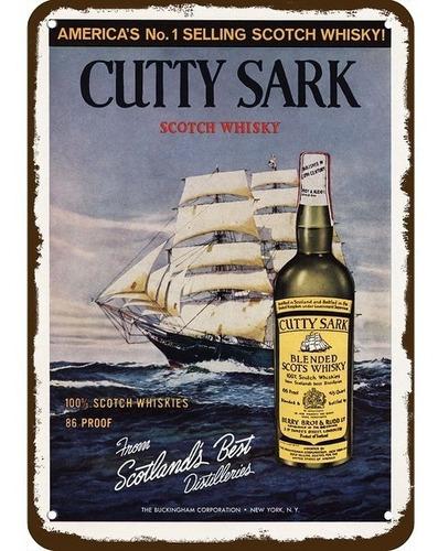 whisky cutty sark 750ml whiskey botella blend escoces