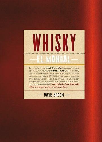 whisky - el manual, broom, ed. akal