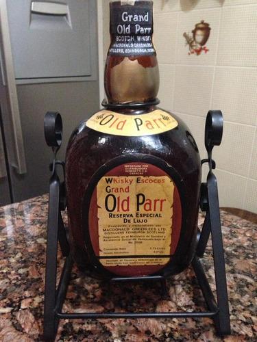 whisky escocés grand old parr reserva especial