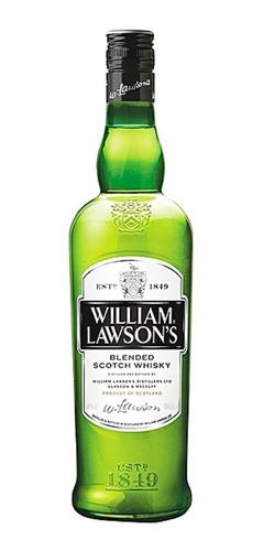 whisky escocés william lawson 1 litro