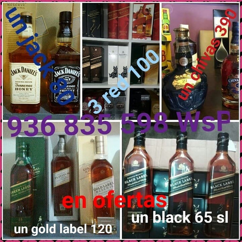 whisky etiqueta negra double black chivas black label vodka
