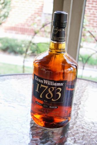 whisky evan williams 1783 750ml kentucky straight bourbon