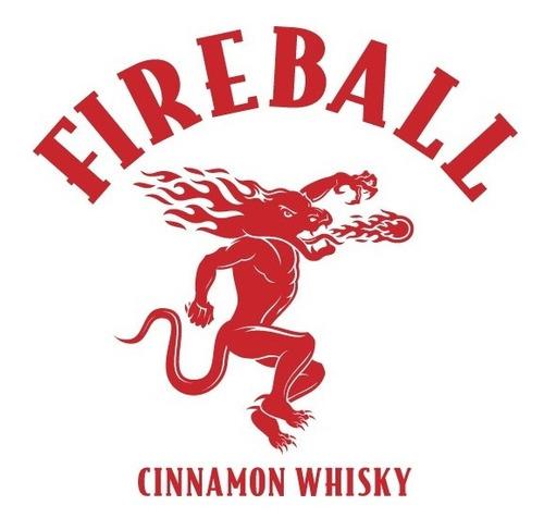 whisky fireball con canela de litro whiskey envío gratis