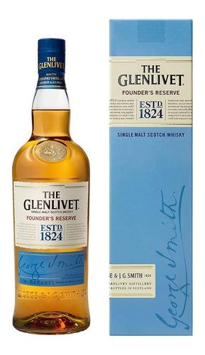 whisky glenlivet founder reserve 750 ml