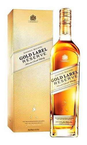 whisky gold label 750 ml johnnie walker