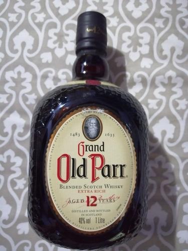 whisky gran old parr 12 años