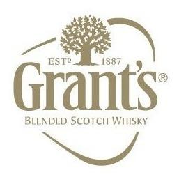 whisky grants 18 años con estuche escoces