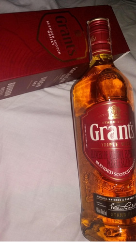 whisky grant's