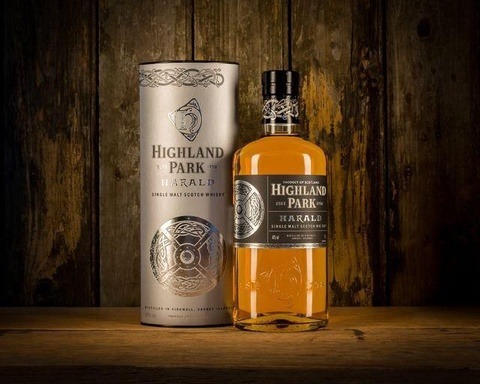 whisky highland park harald single malt 700ml en estuche