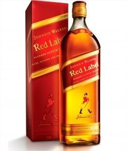whisky j walker etiqueta red 750 ml licor lince