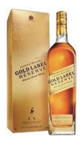 whisky j. walker gold reserve 750 ml