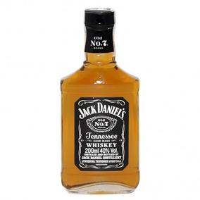 ed41c9a75a Garrafa Vazia Jack Daniels 200ml no Mercado Livre Brasil
